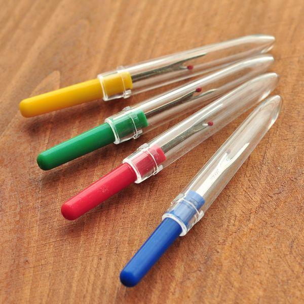 best selling Plastic Handle Craft Thread Cutter Seam Ripper Stitch Ripper Handmade Sewing DIY Tools