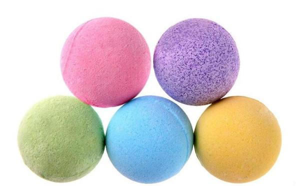 Bath Salt Body Essential Oil Bath Ball Body Skin Whitening Ease Relax Stress Relief Natural Bubble Shower Bombs Ball