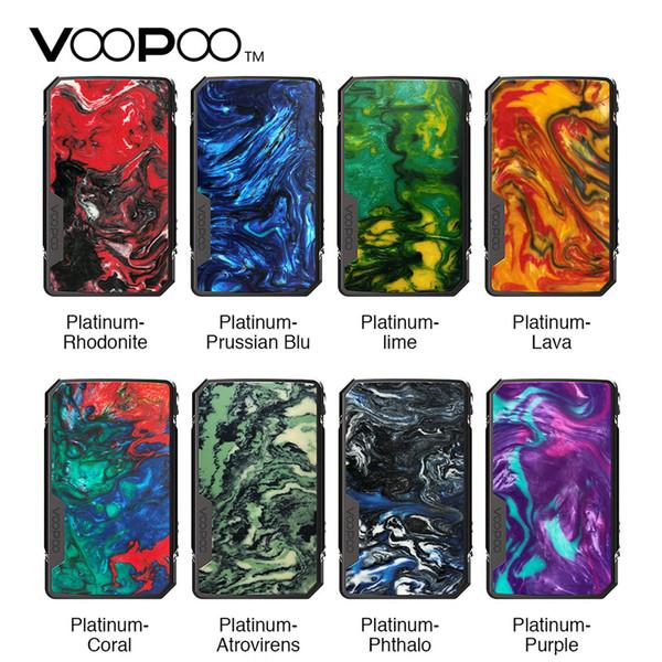 Authentics VOOPOO Drag Mini Platinum Edition 117W CAJA MOD 4400mAh para VOOPOO Drag Mini Platinum Edition Kit GENE chip vape