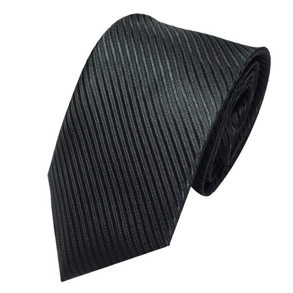 2019 Wedding Men/'s Striped Classic Silk Tie Jacquard Woven Formal Party Necktie