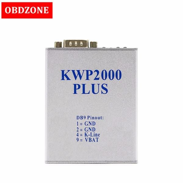 KWP2000 ECU plus Remap Flasher KWP 2000 Plus ECU Chip Tuning outil