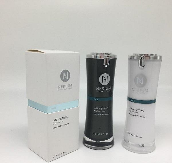 In Stock Nerium AD Night Cream and Day cream New In Box-SEALED 30ml high quality