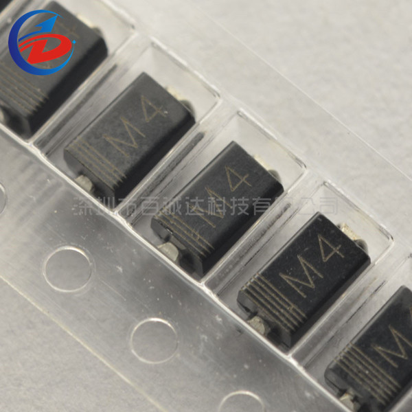 200Pcs/Pack 1N4004 IN4004 1A 400V rectifier diode