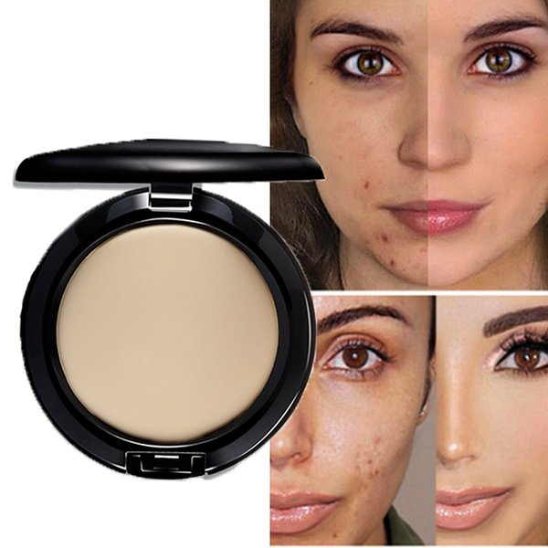 Red&black Quality 11colors Face Cover Concealer Natural Moisturizing Long-lasting Face Care Makeup Face Corrector Cream 18g