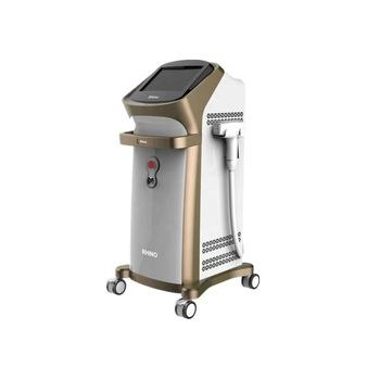 808nm Diode Laser Hair Removal Machine 2020 Goldenlaser New design Beauty Salon Factory supply Equipment With CE