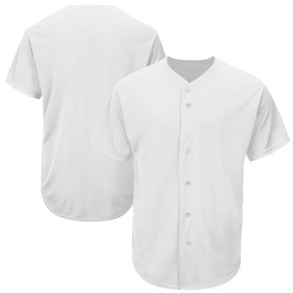 jerseys de béisbol personalizada sin nombre ni número de precio de fábrica