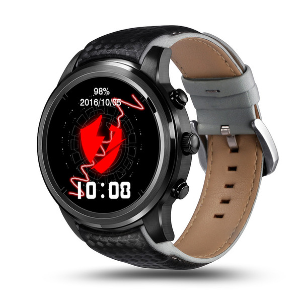 LEM5 smart watch Android 5.1 system 3G/WIFI step heart rate positioning Hot sale wristband smart wearable device