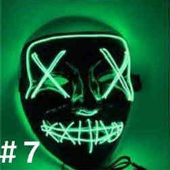 اللون # 7.