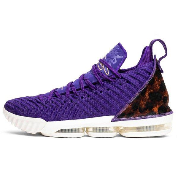 A13 Court Purple