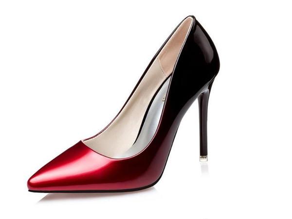 Chaussures habillées Mode féminine 2019 Escarpins à talons aiguilles - Baskets Saison: Printemps et été