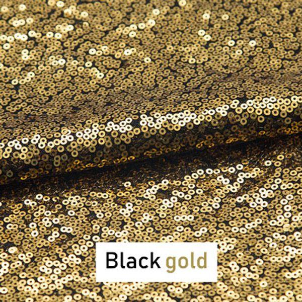 Negro del oro solo