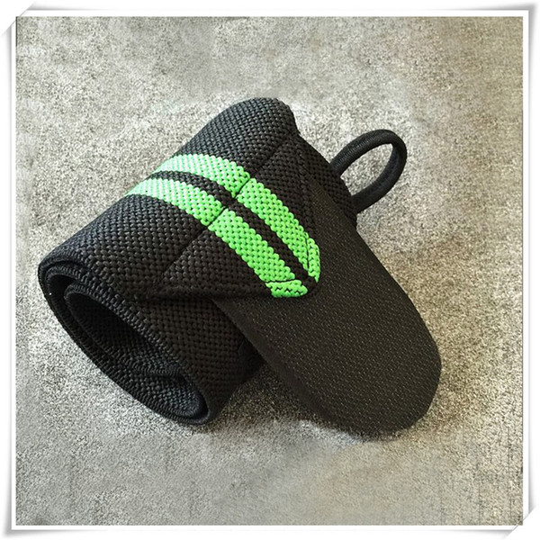 Outdoor Adjustable Weightlifting Wristband Sport Professional Training Hand Bands Design Wrist Support Straps Wraps Guards For Gym Fitness
