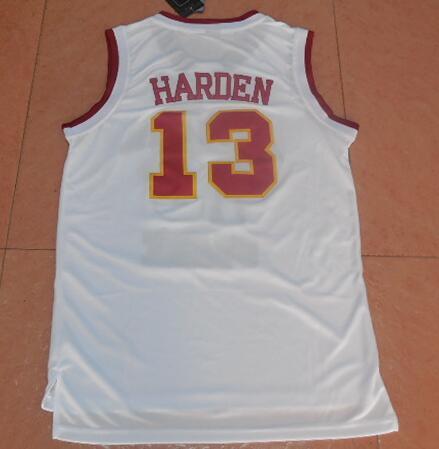 13 Harden - Blanc