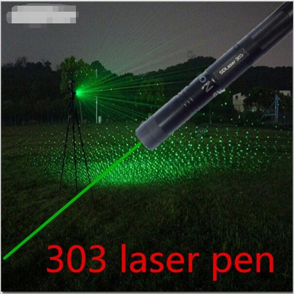 2019 The latest 50000m Green Red Blue Violet laser pointers high power 532nm LED Flashlight Wicked focusable LAZER Hunting SD Laser 303