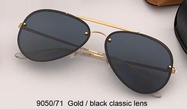 9050/71 الذهب / أسود كلاسيكي G15