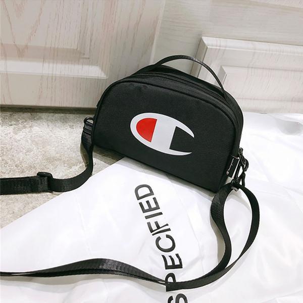 Los Angeles 376aa f2784 Acquista Champion Single Shoulder Bags Borse A Mano Borse A Tracolla Borse  A Tracolla In Tessuto Oxford Borsa Sportiva Sportiva Outdoor Pack ...