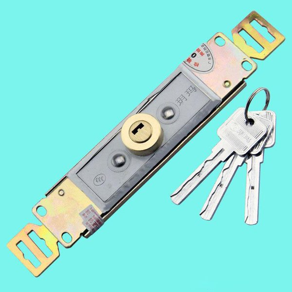 door lock rolling shutters security door lock household diy hardware part store garage warehouse antitheft lock