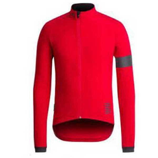 RAPHA команда на заказ Велоспорт с длинными рукавами Джерси Велоспорт с длинным рукавом мужской открытый комфортный ветрозащитный дышащая толстовка S61318