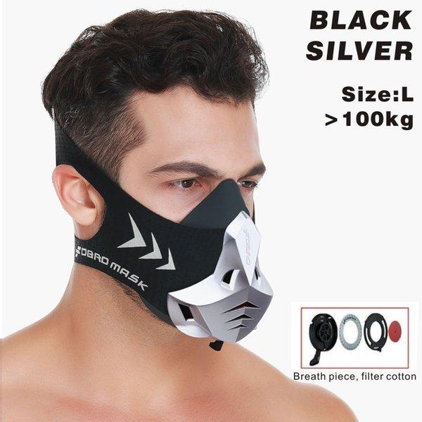 Filtre Siyah Gümüş l