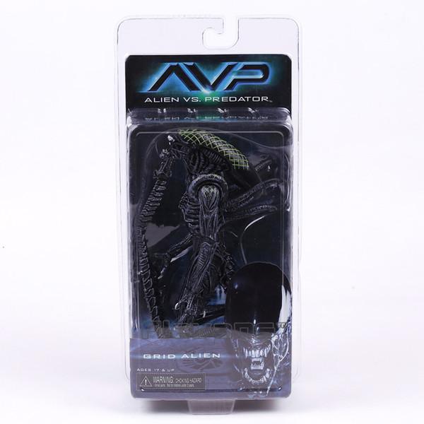Grid Alien