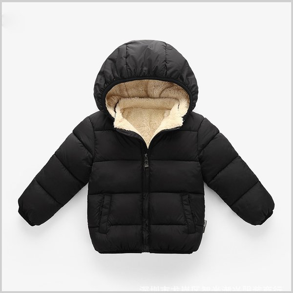 top popular Baby Coat Boys Winter Jackets For Children Autumn Outerwear Hooded Infant Coats Newborn Clothes Kids Snowsuit Thicken 2021