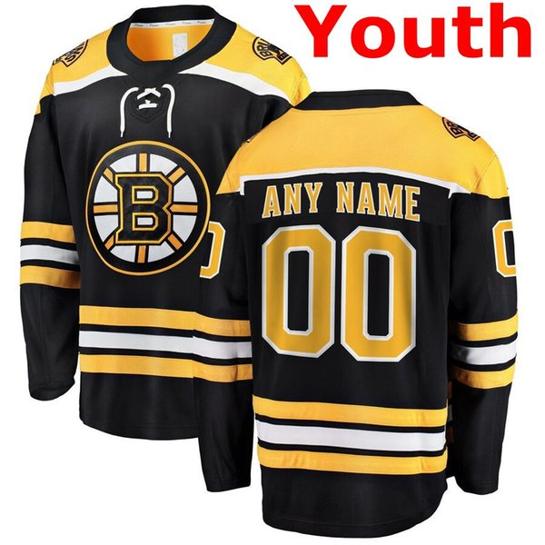 Youth Black& Yellow Home