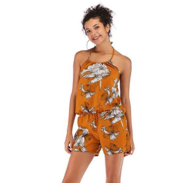 Summer Designer Jumpsuits For Women Rompers Fashion Women Tops Shorts Casaul Women Clothing M-XL Wholesale