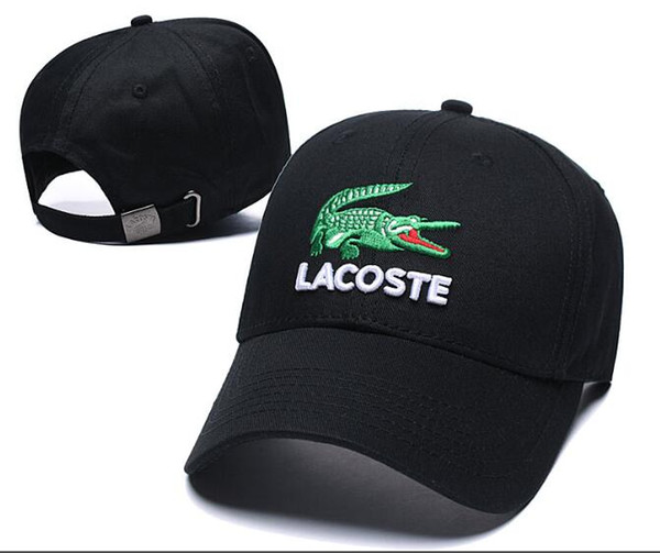 Crocodile Style Classic Sport Baseball Caps High Quality bone Golf Caps gorras designer Hat Men Women Adjustable Snapback Dad Cap casquette