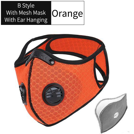 Naranja con 1 filtro exento