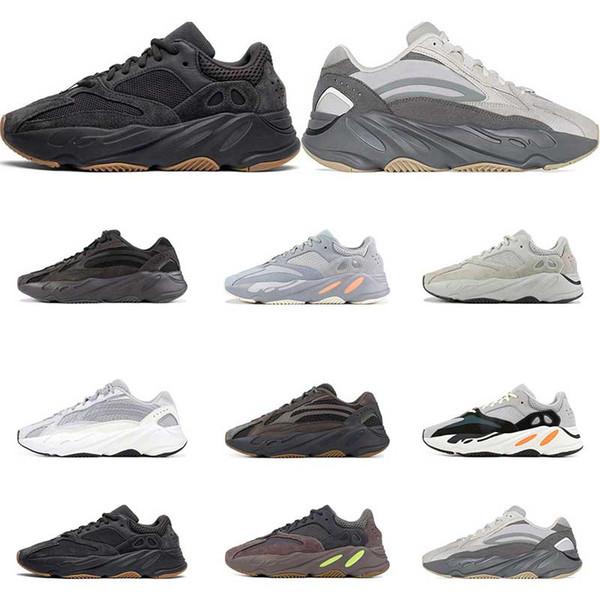 adidas yeezy 700 v2 boost 500 zapatos para correr UTILITY BLACK Tephra INERTIA Salt Wave Runner Geode BLUSH Outdoor Sports Sneaker size 36-45
