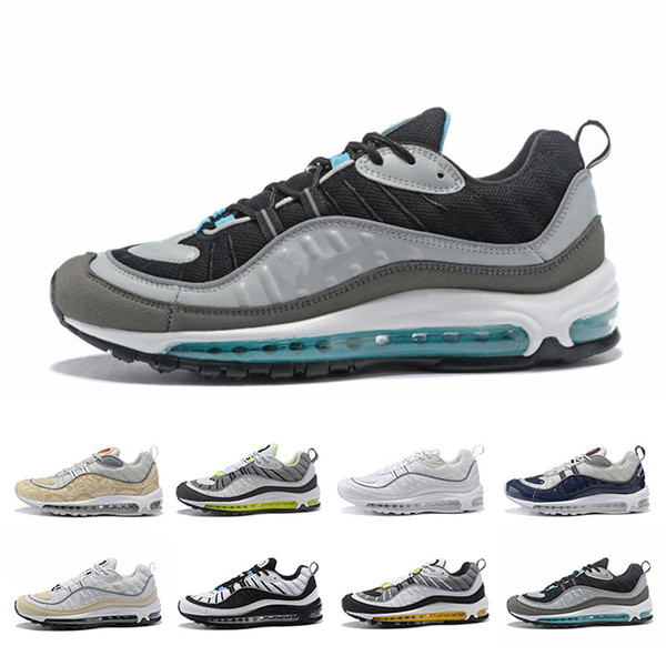 2019 Mens Designer Running Shoes OG Sky Blue Gundam Triple s Black White Cone Tour Vibrant Men Sports Trainers Sneakers Size 40-46