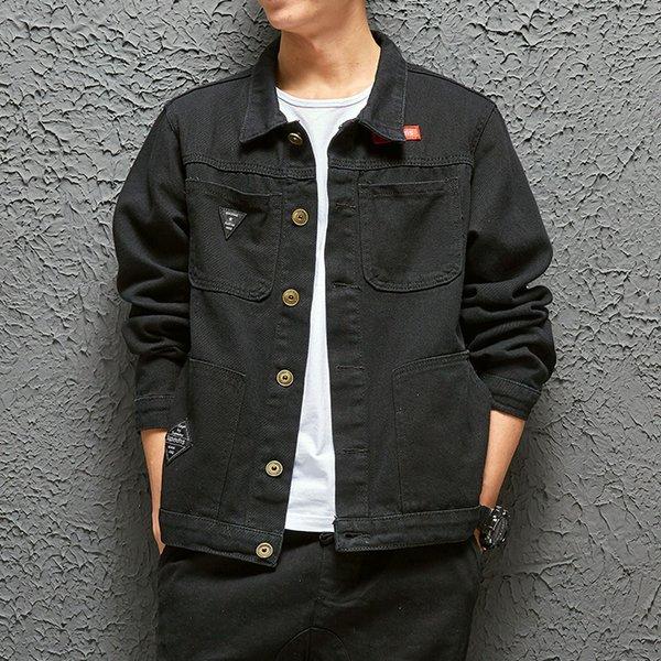 Bombacı Ceket Erkekler Bahar Sonbahar Giyim Moda Hip Hop Rahat Slim Fit Rüzgarlık Beyzbol Ceket Erkekler Kamuflaj Japon Streetwear En
