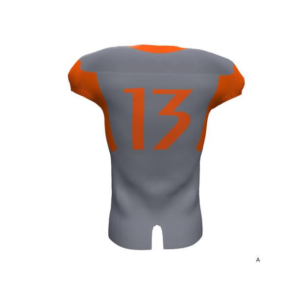 2019 Hommes New Jersey Football Fashion Style Noir Vert Sport Imprimé Nom Numéro S-XXXL Road Home Shirt AFJ0019925B1