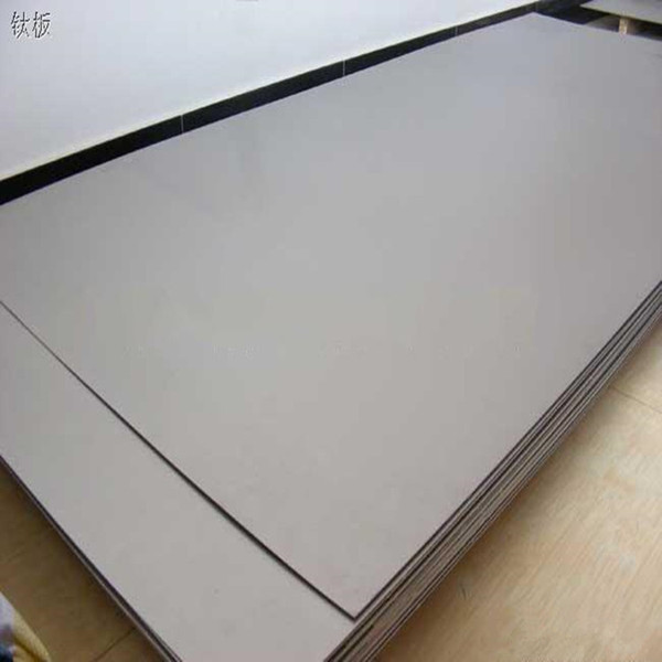 Good Quality Rust Resistant Long Lasting Plates Supplier Titanium Plate / Titanium Sheet / Titanium Block hot sale