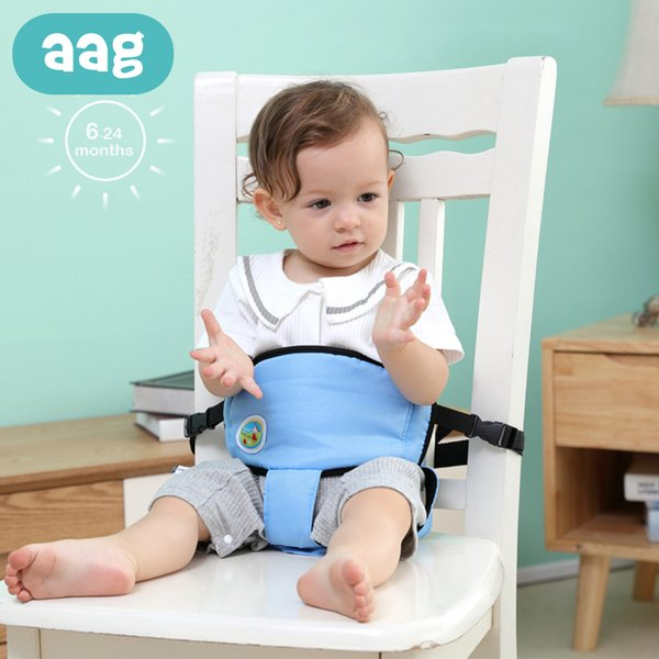 Baby Chair Safety Belt Portable Infant Seat Product Dining Lunch Chair Seat Dining Belt Feeding High Harness Baby Carrier