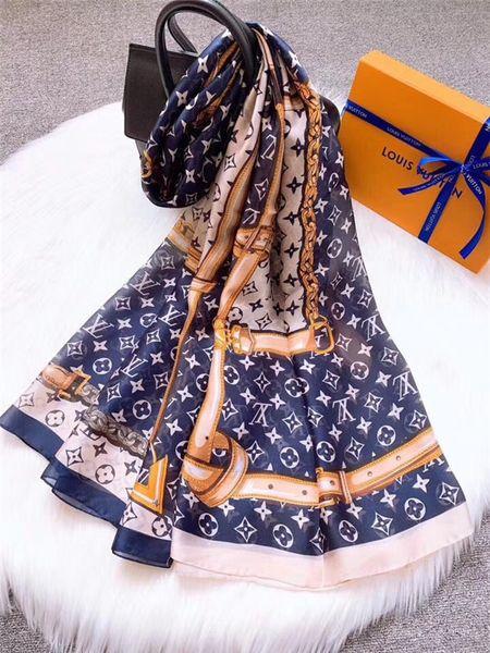 Die perfekte Kombination aus modischem und schönem Damen Seidentuch und Schal ist das beste Geschenk für Frauen.