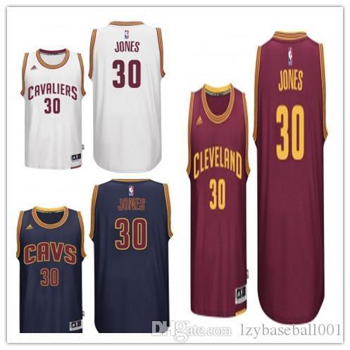 2019 Kemba Cleveland Basketball jerseys Cavalier 30 Dahntay Jones New for shop Fan Edition Men women youth Basketball Jersey
