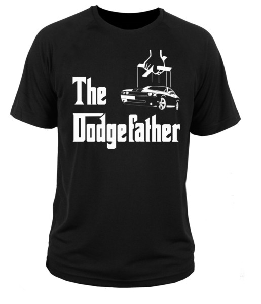 T-shirt Dodge Charger t-shirt