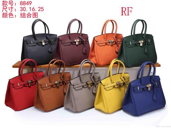 NEUE Stile Mode Taschen Damen Handtaschen Designer Taschen Frauen Einkaufstasche Taschen Einzelner Schulterbeutel Rucksack Brieftasche 8849