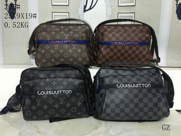 GZ MK205 # En Iyi fiyat Yüksek Kalite çanta tote Omuz sırt çantası çanta çanta cüzdan, Debriyaj Çanta Omuz, erkekler çanta