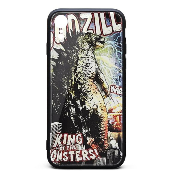 Godzilla King of the monsters Poster i XR phone best cheap case fancy duty phone cases fashion classic skid-proof phone cases