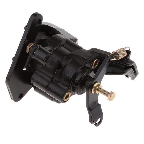 top popular Rear Disc Brake Pump Assembly + Brake Cyclinder Wheel Cylinder Universal + Black 2021