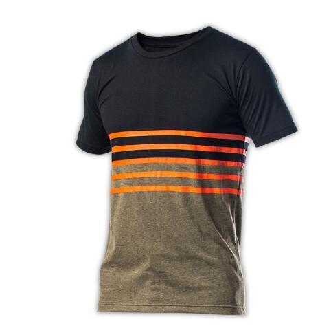 Off-road Black Orange Grey Jersey Cycle Bicycle Cycling Desert T-shirt for Men