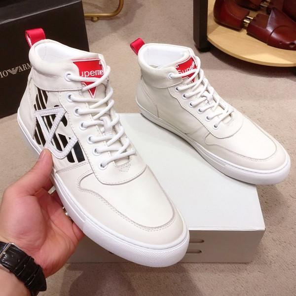 Zapatos Hombre ambalaj yardım açık seyahat spor erkek ayakkabıları orijinal kutusuna yüksek F3 yüksek kaliteli lüks kişilik moda erkek ayakkabıları
