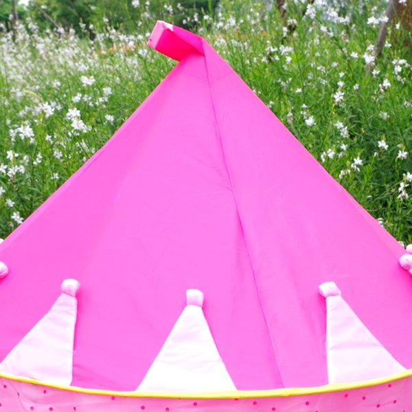 DIY Lovely Tent for Game Tent Girl for Game Castle Play House Castle Recreation Outdoor Dropshipping