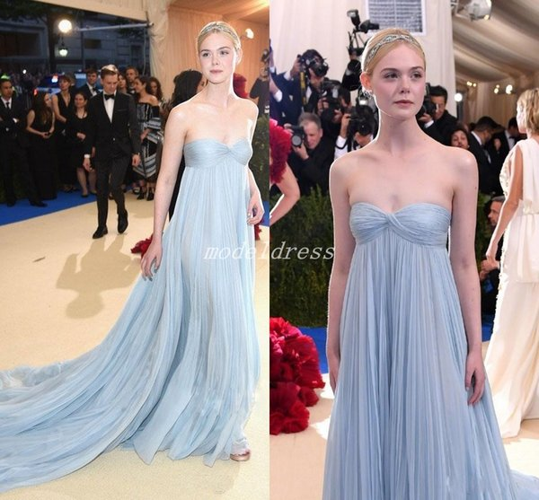 Elegant Evening Dresses 2019 Sweet Heart Sweep Train Draped Long Prom Party Gowns Special Occasion Dress Celebrity Dress Red Carpet Gowns