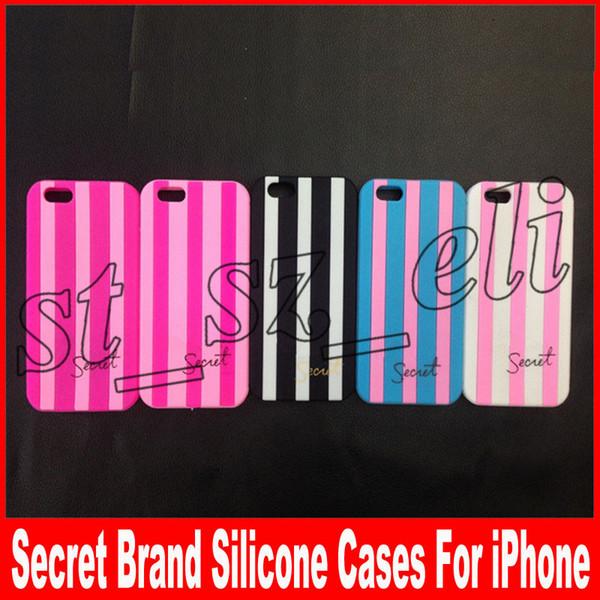 Secert Brand Silicone Cases für iPhone 7 Plus 5 6 6 S 6 Plus 7 8 8 Plus Silicone Cover für iPhone X Beauty Phone Zubehör