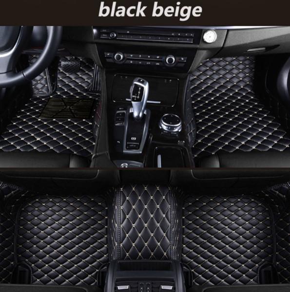 Mercedes-Benz GLC 2017-2019 Auto Matte Luxus umgeben von wasserdichtem Leder verschleißfesten grünen Auto Matte versandkostenfrei