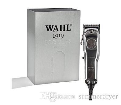 ca07c7648 Wahl Professional Edição Limitada Clipper Ano 100 # 81919 Ótimo para  estilistas profissionais Barbeiros 100 anos