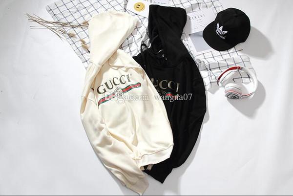 G6004 Vente en gros xXGUCCIManteau à capuche de la marque de mode printemps et en automne